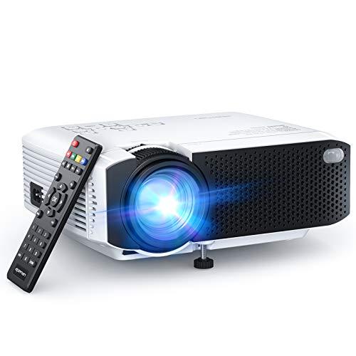 Beamer APEMAN Mini Beamer 1080 Full HD...