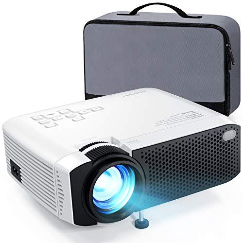 Beamer APEMAN Mini Beamer Support 1080P Full...