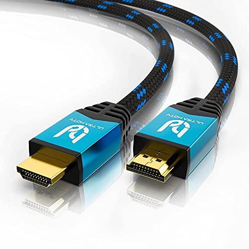 Ultra HDTV 4K HDMI-Kabel - 2 Meter High Speed...